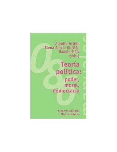 Teoría política Poder moral democracia