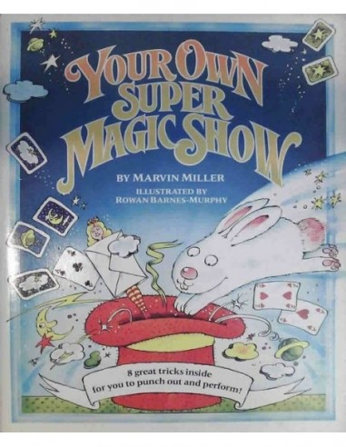 Your own super magic show Usado