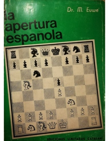 La apertura española Usado