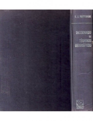 Diccionario de trminos geográficos Usado