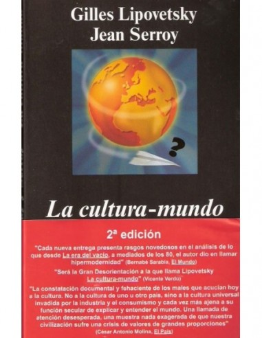 La cultura mundo Usado