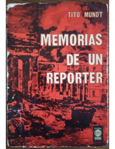 Memorias de un reporter Usado