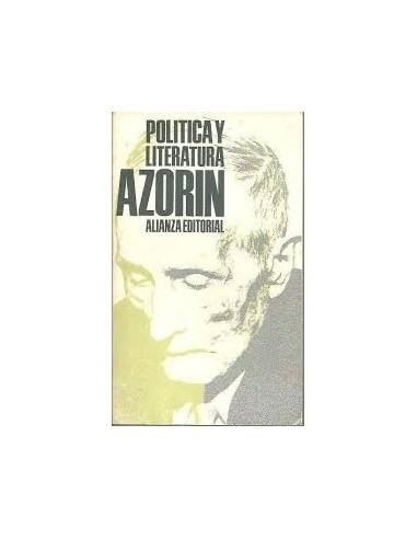 Política y literatura Usado
