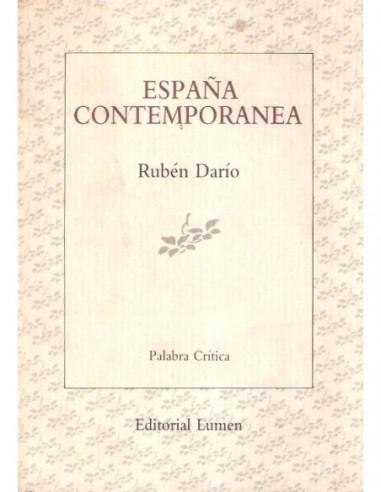 España contemporánea Usado