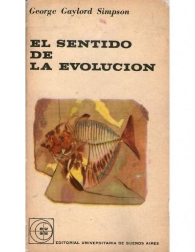 El sentido de la evolución Usado