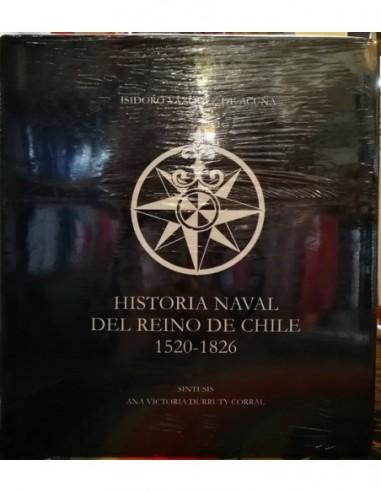 Historia naval del reino de Chile...