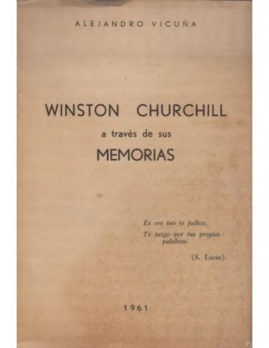 Wiston Churchill a travs de sus...