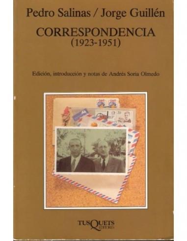 Correspondencia 1923 1951 Usado