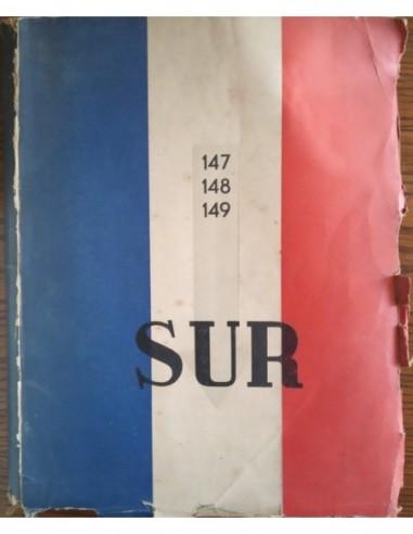 Sur Revista mensual 1947 1948 1949 Usado