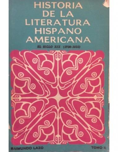 Historia de la literatura...