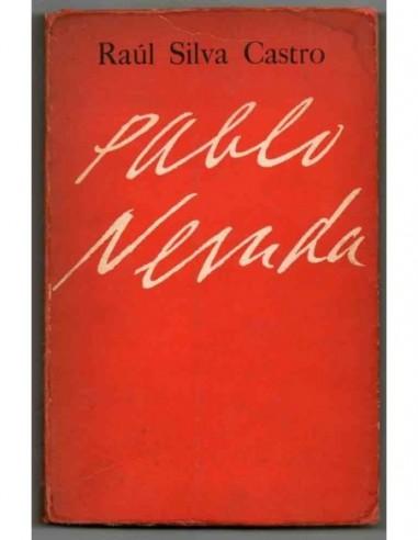 Pablo Neruda Raúl Silva Castro Usado