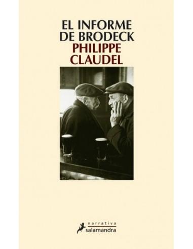 El informe de Brodeck Usado