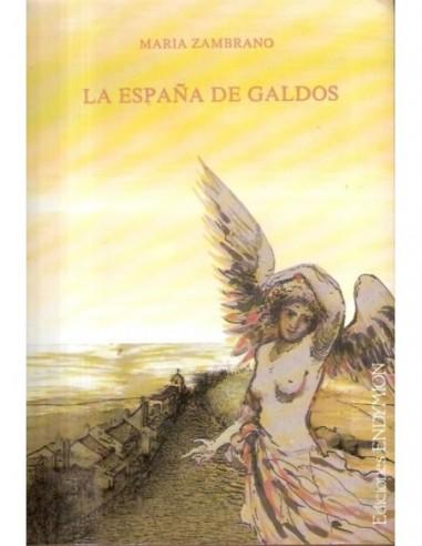La España de Galdós Usado