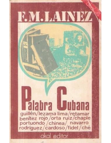 Palabra cubana Usado