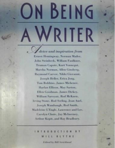 On being a writer Usado